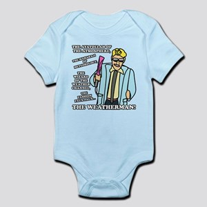 The Weatherman Infant Bodysuit