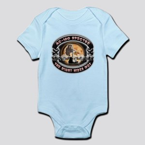 USAF AC-130 Spectre The Night Infant Bodysuit