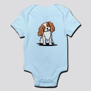 KiniArt CKC Spaniel Infant Bodysuit