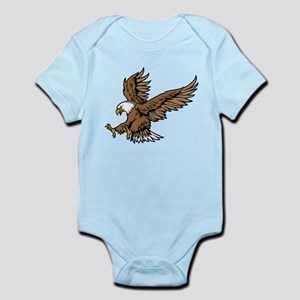 American Bald Eagle Infant Bodysuit