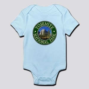 Yosemite Nat Park Design 1 Infant Bodysuit