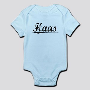 Haas, Vintage Infant Bodysuit
