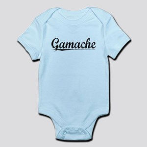 Gamache, Vintage Infant Bodysuit