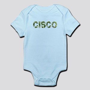 Cisco, Vintage Camo, Infant Bodysuit