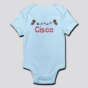Cisco, Christmas Infant Bodysuit