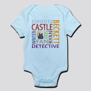 Castle Fan Infant Bodysuit