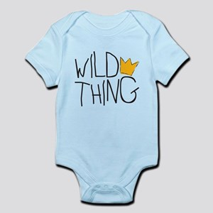 wild thing Body Suit