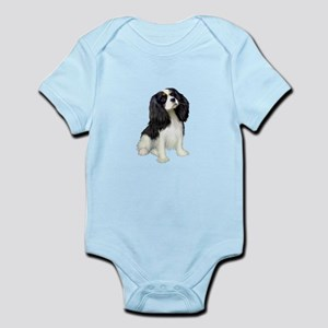Cavalier (tri color) Infant Bodysuit