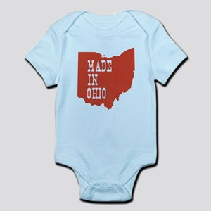 Ohio Infant Bodysuit
