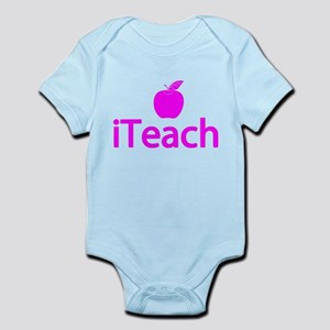Gifts for Teachers - iTeach Infant Bodysuit