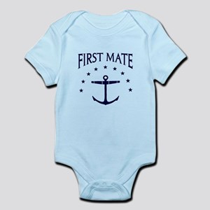 First Mate Body Suit