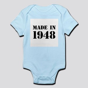 Made in 1948 Body Suit