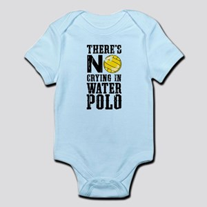 No Crying in Water Polo Body Suit