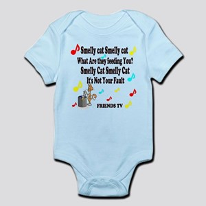 Smelly Cat Song Body Suit