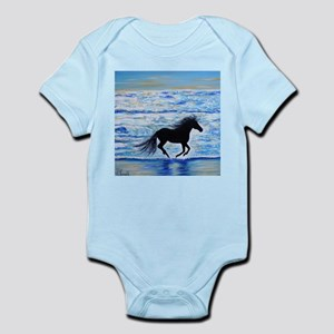 Running Free by the Sea 2 Body Suit