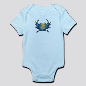 Blue Crab Infant Bodysuit