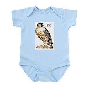 a72de48d Peregrine Falcon Bird Infant Creeper