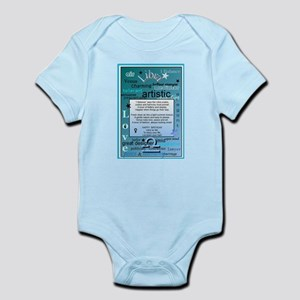 LIBRA BIRTHDAY Infant Bodysuit