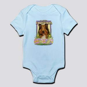 Easter Egg Cookies - Corgi Infant Bodysuit