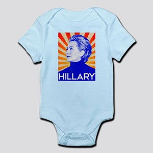 Hillary Clinton for President in 2016 t Body Suit