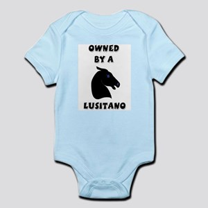 Owned by a Lusitano Infant Creeper