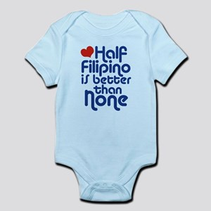Half Filipino Infant Bodysuit