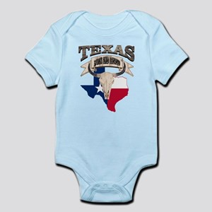 328270295 Texas Born And Raised Baby Clothes & Accessories - CafePress