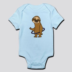 f26801f32 Funny Sloth Baby Clothes & Accessories - CafePress