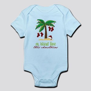 On Island Time Infant Bodysuit