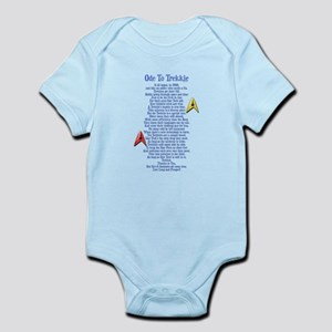 Ode To Trekkie Infant Bodysuit