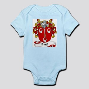 Dunn Family Crest Infant Creeper