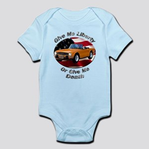 Triumph TR6 Infant Bodysuit