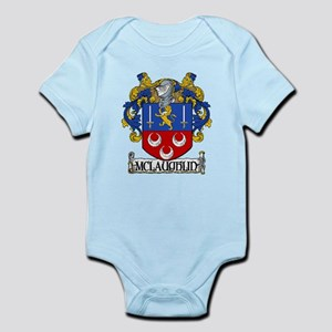 McLaughlin Coat of Arms Body Suit