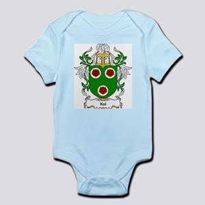 Kol Coat of Arms Infant Creeper