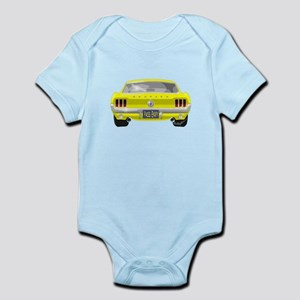 c3cf8781d 1967 Mustang Baby Clothes & Accessories - CafePress