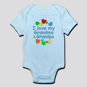 Grandma & Grandpa Infant Bodysuit
