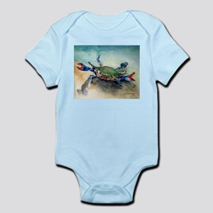 Blue Crab Body Suit