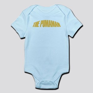 Pumaman Infant Bodysuit