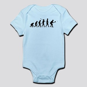 Pickleball Infant Bodysuit