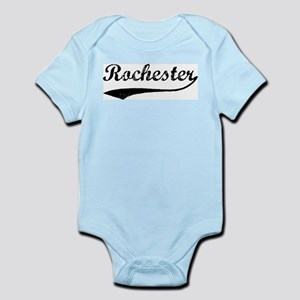 Vintage Rochester Infant Creeper