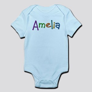 Amelia Play Clay Body Suit