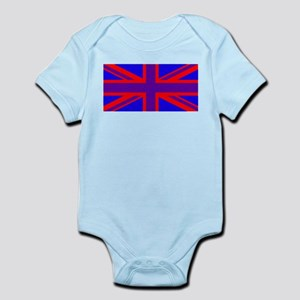 United Kingdom flag e6 Body Suit