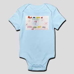 1 Infant Bodysuit