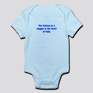 Famous Italian Quotes Baby Clothes & Accessories - CafePress
