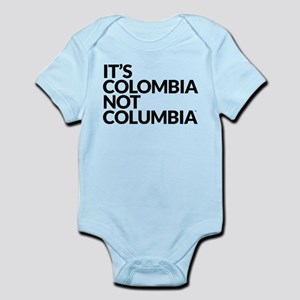 daabcb3f5 Colombia Baby Clothes   Accessories - CafePress