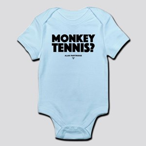 Alan Partridge - Monkey Tennis Body Suit
