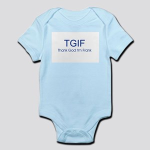 TGIF Infant Creeper