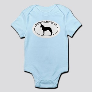 BELGIAN MALINOIS Body Suit