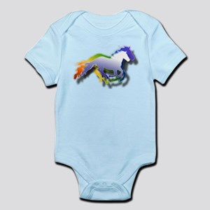 Running Infant Bodysuit