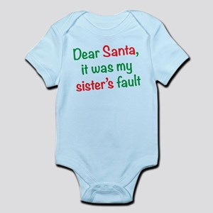 210cc861c2887 Dear Sister Baby Clothes & Accessories - CafePress